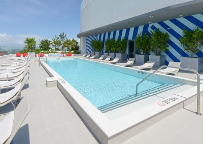 Brickell Heights Rooftop Pool
