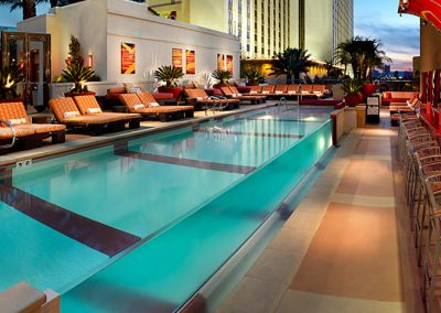 Golden Nugget Las Vegas The Hideout Pool