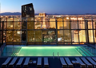 Veer Towers Las Vegas Rooftop Pool
